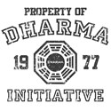 Property of Dharma Initiative - Distressed