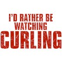 I'd Rather Be Watching Curling