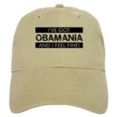 I've Got Obamania! Cap