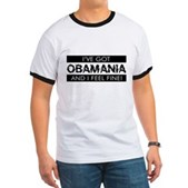 I've Got Obamania! Ringer T