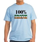 100 Percent Irish Light T-Shirt
