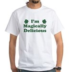 I'm Magically Delicious White T-Shirt