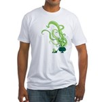 Absinthe Fitted T-Shirt