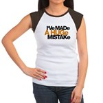 I've Made a Huge Mistake Women's Cap Sleeve T-Shir