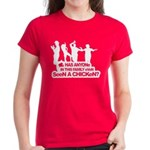 Chicken Dance Women's Dark T-Shirt