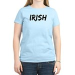Irish Handwriting Women's Light T-Shirt