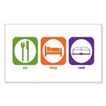 Sticker (Rectangular) : Sizes