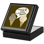 Vanilla Face Keepsake Box