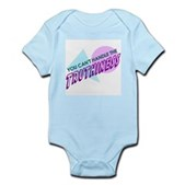 You Can't Handle the Truthiness Infant Bodysuit