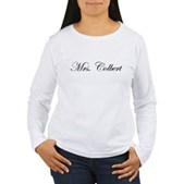 Mrs. Colbert Women's Long Sleeve T-Shirt