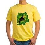Save the Rainforest Yellow T-Shirt