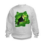 Save the Rainforest Kids Sweatshirt