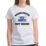 Bachelorette Party Weekend Women's T-Shirt