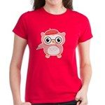 Le Pink Owl Women's Dark T-Shirt