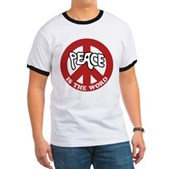 Peace is the word Ringer T