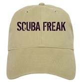 Scuba Freak Cap