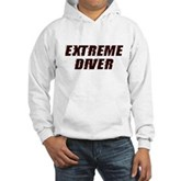 Extreme Diver Hooded Sweatshirt