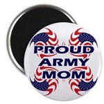Proud Army Mom - Military Sup Magnet
