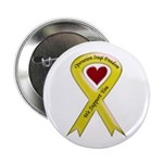"We Support You Yellow Ribbon 2.25"" Button (10 pack"