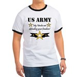 Army Uncles Defending Freedom Ringer T