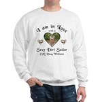 For Lisa Custom Sexy Dirt Sailor Sweatshirt