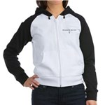 Women's Raglan Hoodie : Sizes S,M,L,XL  Available colors: Black/White,Pink/White,Baby Blue/White