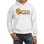 California Love Hooded Sweatshirt