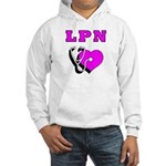 LPN Care Hooded Sweatshirt