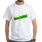 Dive Talkin' White T-Shirt