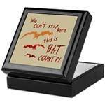Bat Country Keepsake Box