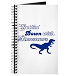Gettin' Down With Dinosaurs Journal