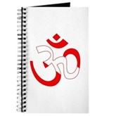 Scuba Flag Om / Aum Journal