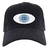 250 Logged Dives Black Cap