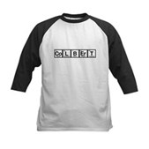 Elements of Truthiness BW Kids Baseball Jersey