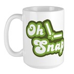 Oh Snap Large Mug