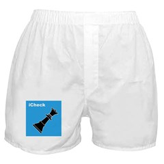 Chess iCheck Boxer Shorts