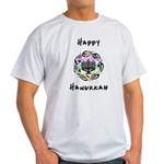 Happy Hanukkah Light T-Shirt