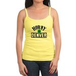 Horny in Denver Jr. Spaghetti Tank