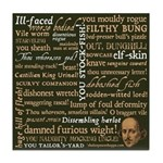 Shakespeare Insults T-shirts & Gifts Tile Coaster
