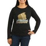 Fail Boat Women's Long Sleeve Dark T-Shirt
