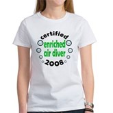 Enriched Air Diver 2008 Women's T-Shirt