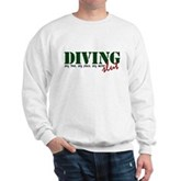 Diving Slut Sweatshirt