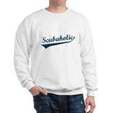  Scubaholic Sweatshirt