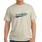  Scubaholic Light T-Shirt