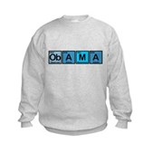 Obama Elements Kids Sweatshirt