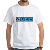 Obama Elements White T-Shirt