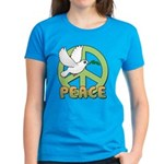 Birdorable Peace Dove Women's Dark T-Shirt