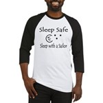 Sleep Safe - Sailor Baseball Jersey