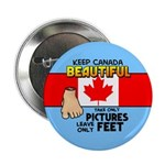 Canada Severed Foot 2.25