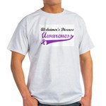 Alzheimer's Awareness Light T-Shirt